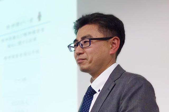上前 忠司 (日本障害者雇用総合研究所代表)